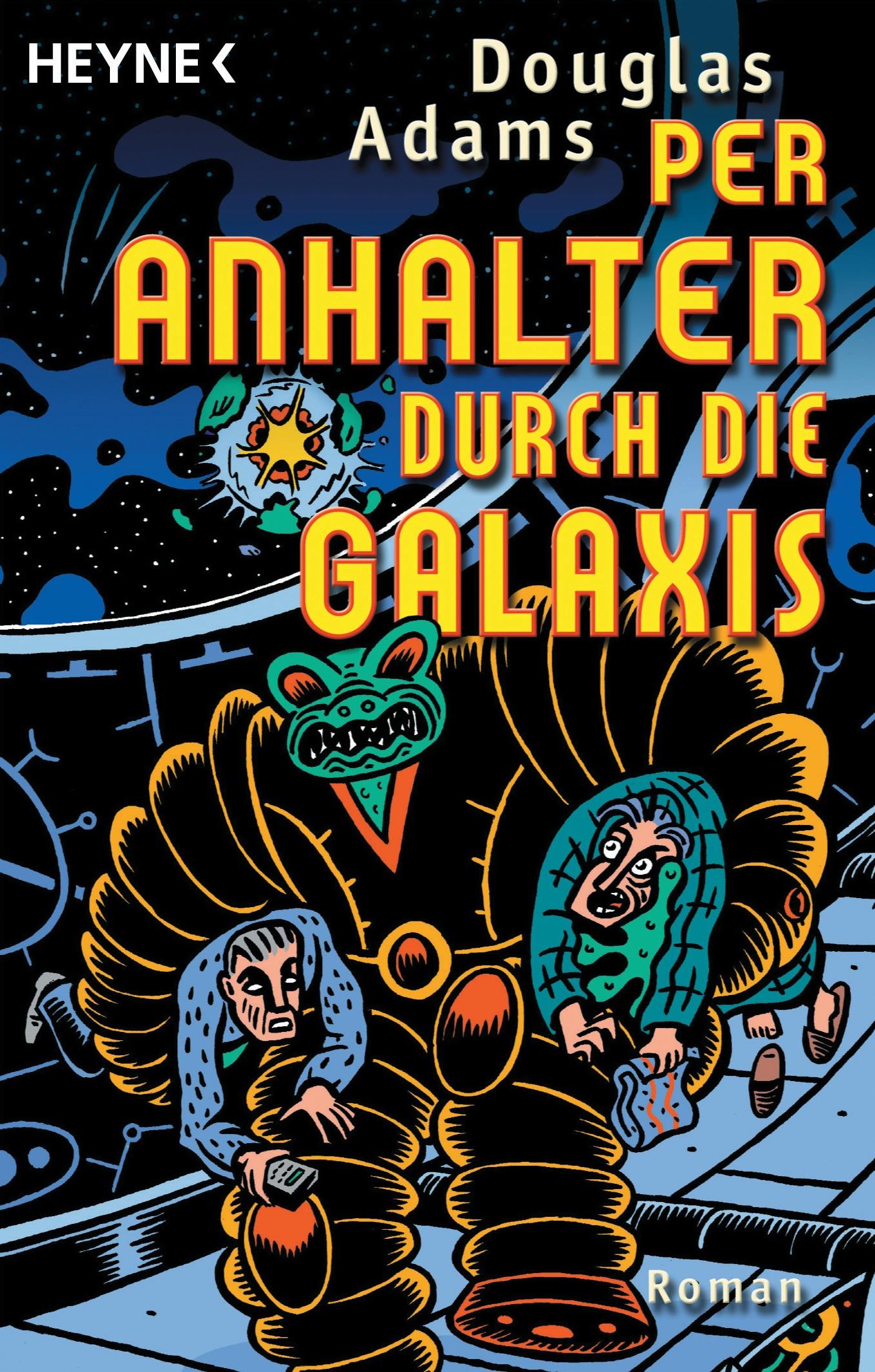 Per Anhalter durch die Galaxis von Douglas Adams