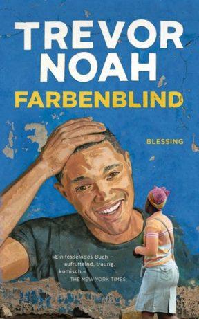 Trevor Noah Farbenblind