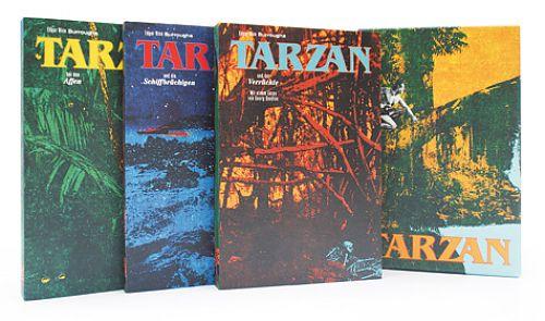 Tarzan Schuber Buchlingreport