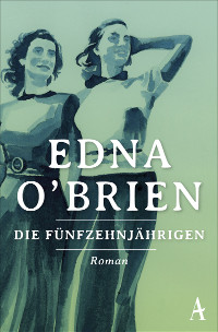 Fünfzehnjährigen Edna O'Brien Buchlingreport