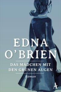 O'Brien Mädchen grüne Augen Buchlingreport